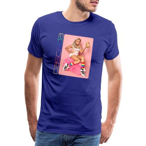 cascada 2021PRIDE EDITION - Men's Premium T-Shirt