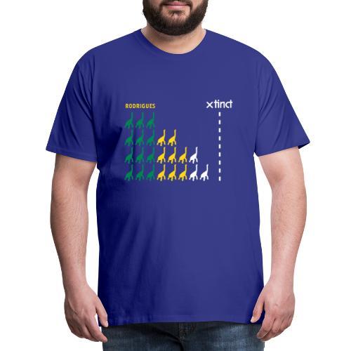 xtinct spreadshirtrodriguezdiagramm 2009 - Männer Premium T-Shirt