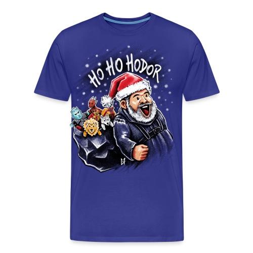 Ho Ho Hodor - Men's Premium T-Shirt