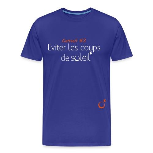 gimmick ofleur1coul - T-shirt Premium Homme