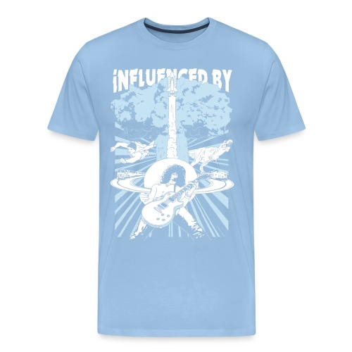 Influenced By - Herre premium T-shirt