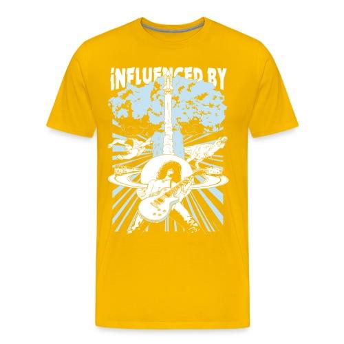 Influenced By - Herre premium T-shirt