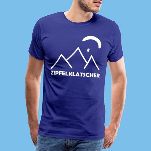 gleitschirmflieger paragliding geschenk T-shirt - Männer Premium T-Shirt