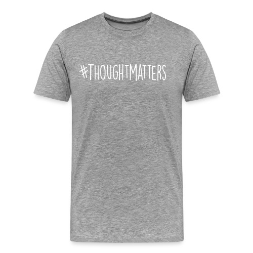Thought Matters - Men's Premium T-Shirt