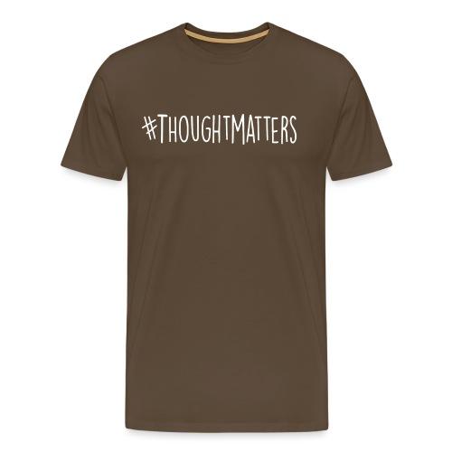 Thought Matters - Men's Premium T-Shirt