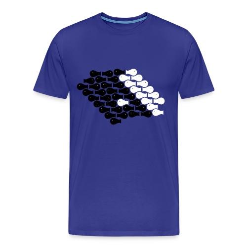 Fishy - Men's Premium T-Shirt