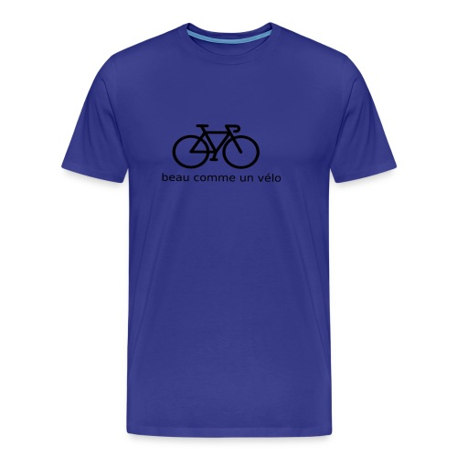 New Project 3 - T-shirt Premium Homme