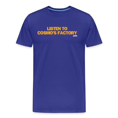 Cosmos Factory - Men's Premium T-Shirt