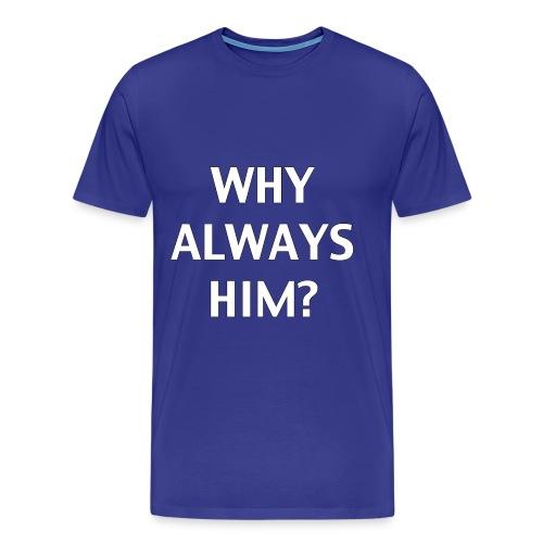 why1 - Men's Premium T-Shirt