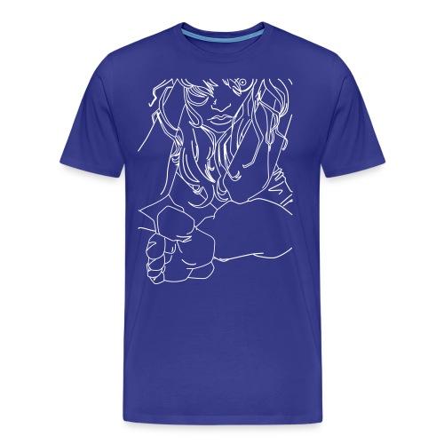 Ligne Belle - T-shirt Premium Homme