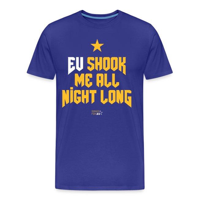 EU shook me all night long | SongsFor.EU