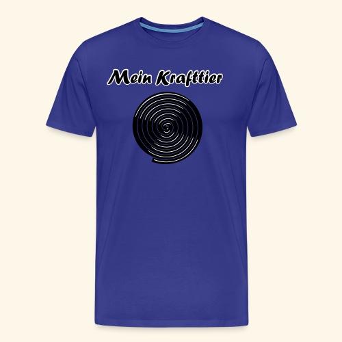 Krafttier - Männer Premium T-Shirt