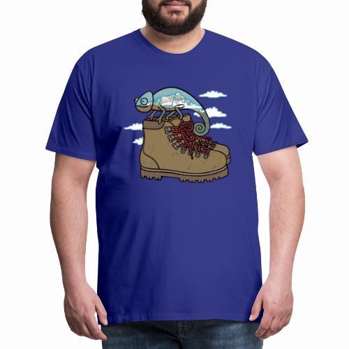 Climbing - Camiseta premium hombre