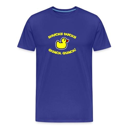 ducky - Men's Premium T-Shirt