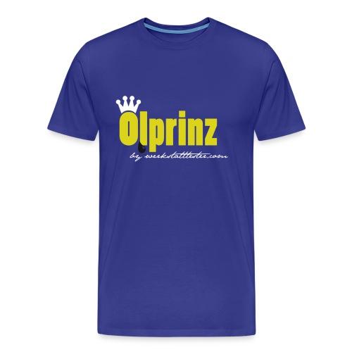 Ölprinz - Männer Premium T-Shirt