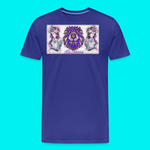 Mr.Johnny - Männer Premium T-Shirt