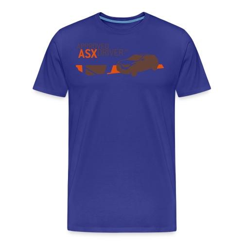 Mitsubishi ASX - Männer Premium T-Shirt