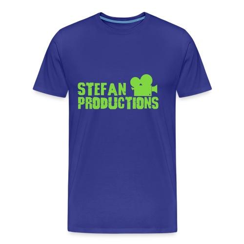 Stefanproductions - Mannen Premium T-shirt