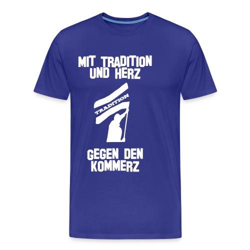 traditionsshirt - Männer Premium T-Shirt