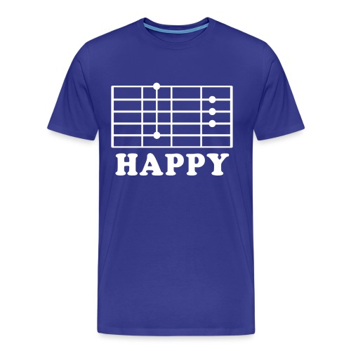 B Happy - Men's Premium T-Shirt