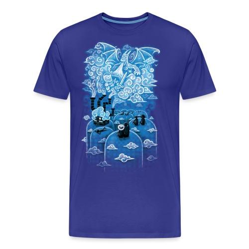 Cloud Concert - Men's Premium T-Shirt