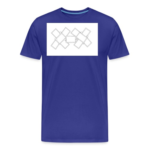 HANDCROSS jpg - Men's Premium T-Shirt