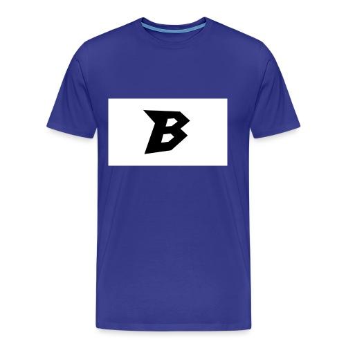 B jpg - Männer Premium T-Shirt