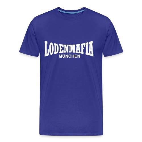 lodenmafia muenchen - Männer Premium T-Shirt