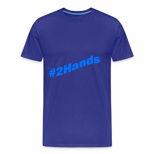 2Hands - Men's Premium T-Shirt