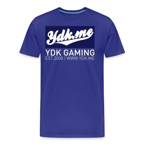 3colores ydk mint - Men's Premium T-Shirt