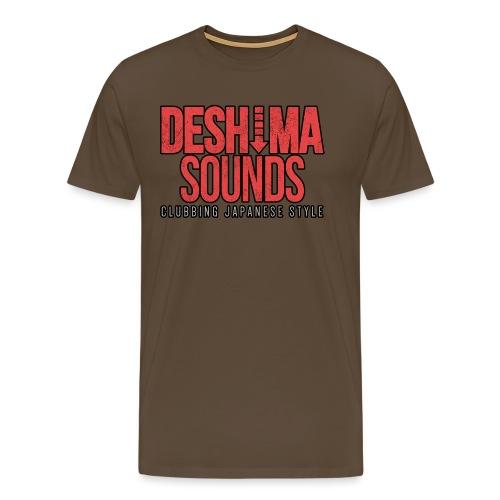 DSLogo png - Mannen Premium T-shirt