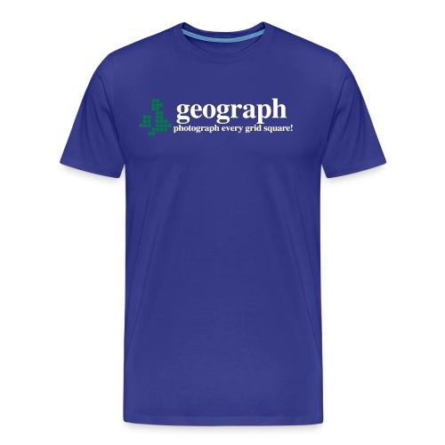 Geograph Britain&Ireland - Men's Premium T-Shirt