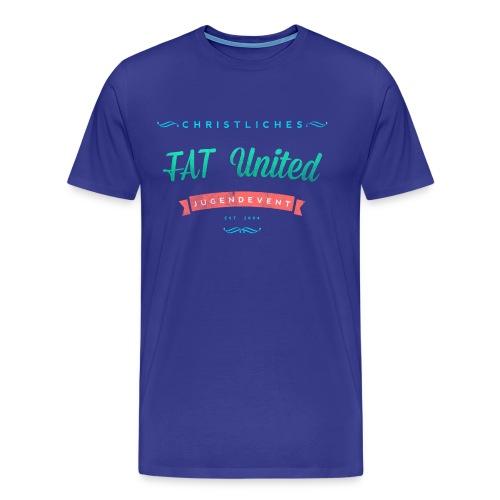 vintage png - Männer Premium T-Shirt