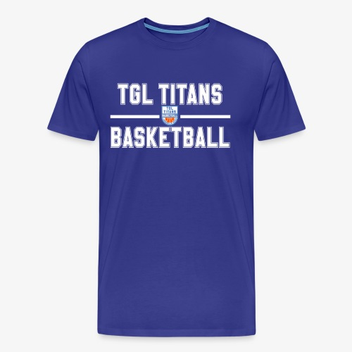 TGL Titans Basketball - Männer Premium T-Shirt