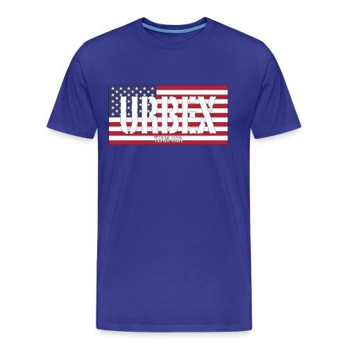 Urbex Team USA - Männer Premium T-Shirt