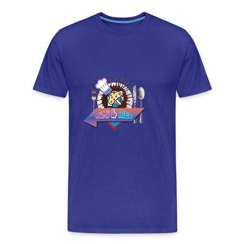 Pour Les Amour fou de la Bouff - T-shirt Premium Homme