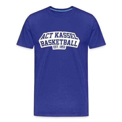 act basketball 1953 02 - Männer Premium T-Shirt