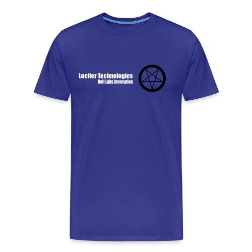 Lucifer Technologies - Männer Premium T-Shirt