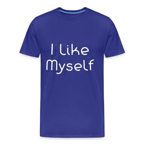 I Like Myself - Maglietta Premium da uomo