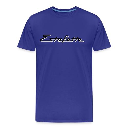estafette - T-shirt Premium Homme