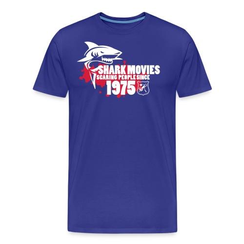 Shark Movies - Männer Premium T-Shirt