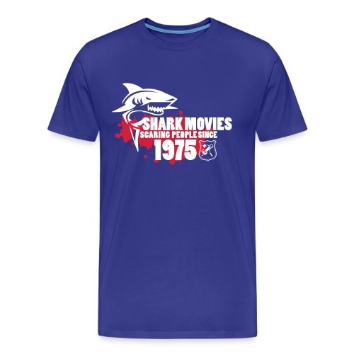 Shark Movies - Männer Premium T-Shirt