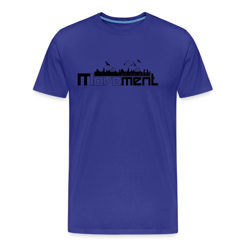 LoveMovement - Men's Premium T-Shirt