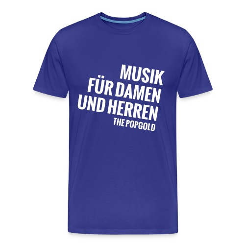 musik2 - Männer Premium T-Shirt