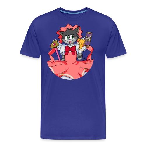 Cardcaptor Cat - T-shirt Premium Homme