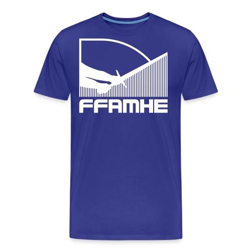ffamhe 32c vintage - T-shirt Premium Homme