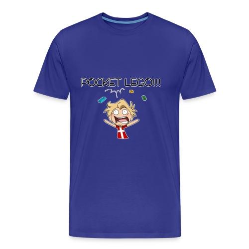 Pocket !!! - Men's Premium T-Shirt