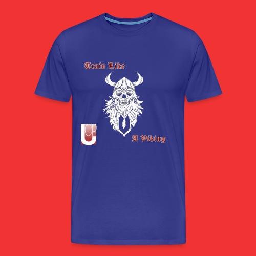 Viking Skull UCP png - T-shirt Premium Homme