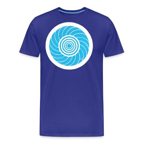 Crop circle ou cercle de culture du 29 Avril 2009 - T-shirt Premium Homme