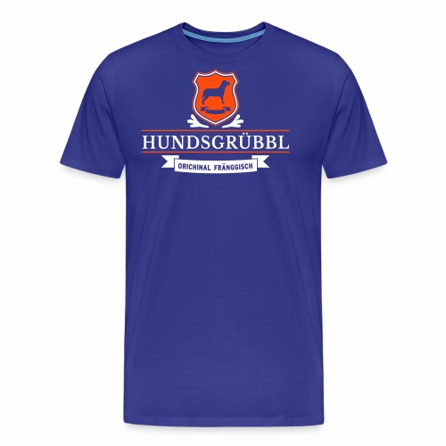 Hundsgruebbl - Männer Premium T-Shirt